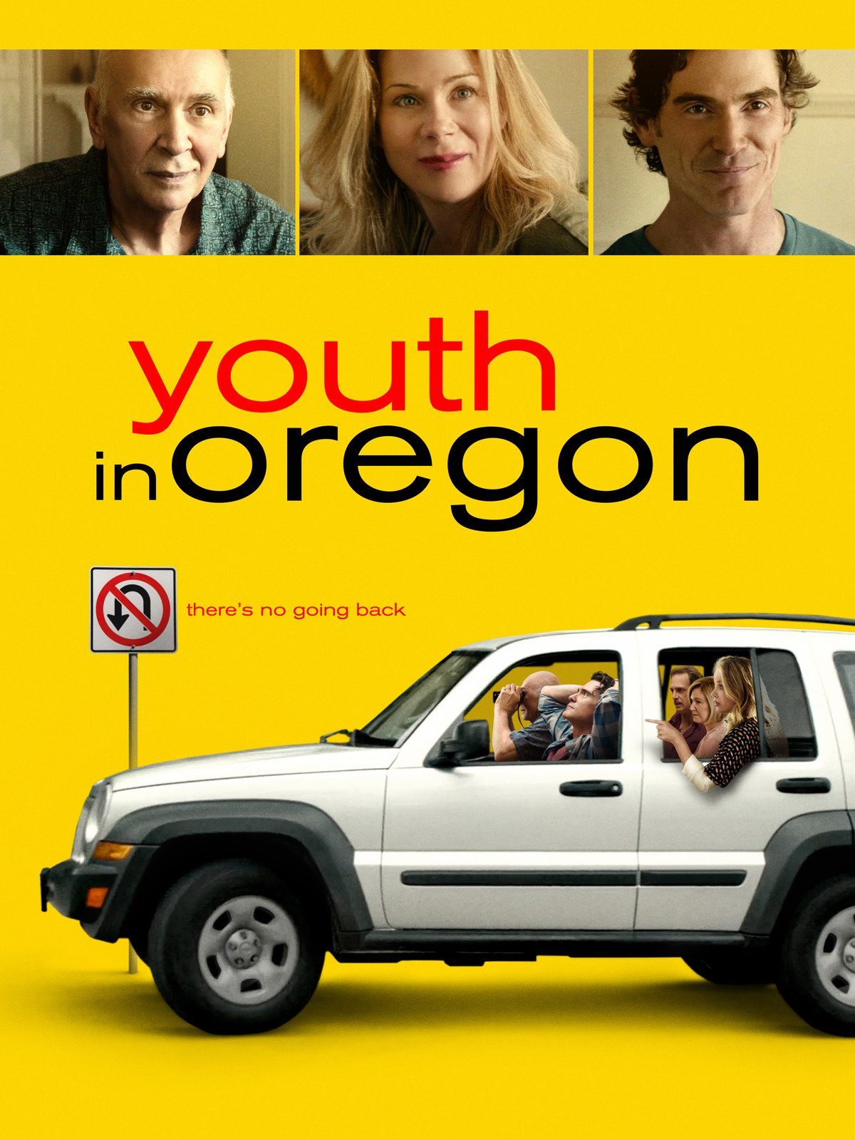 Youth in Oregon on Amazon Prime Instant Video UK