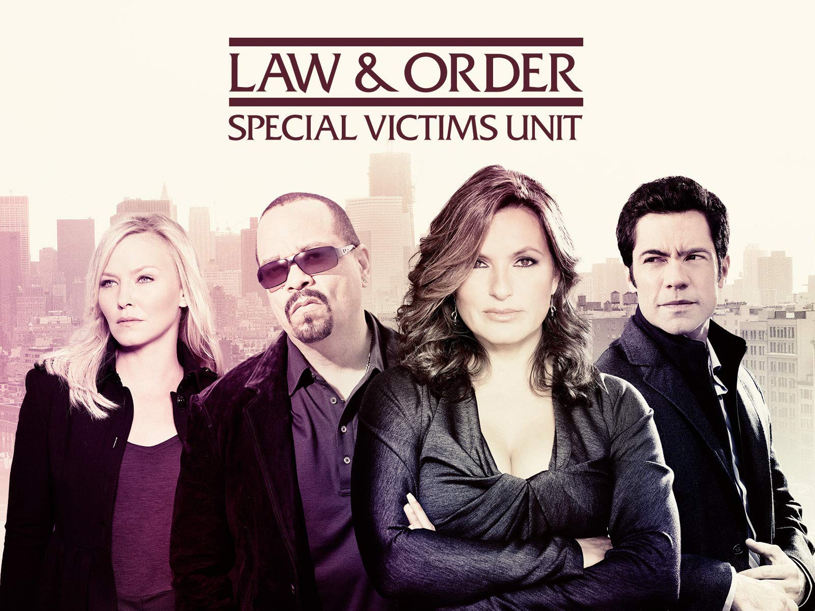 Law & Order: Special Victims Unit on Amazon Prime Video UK