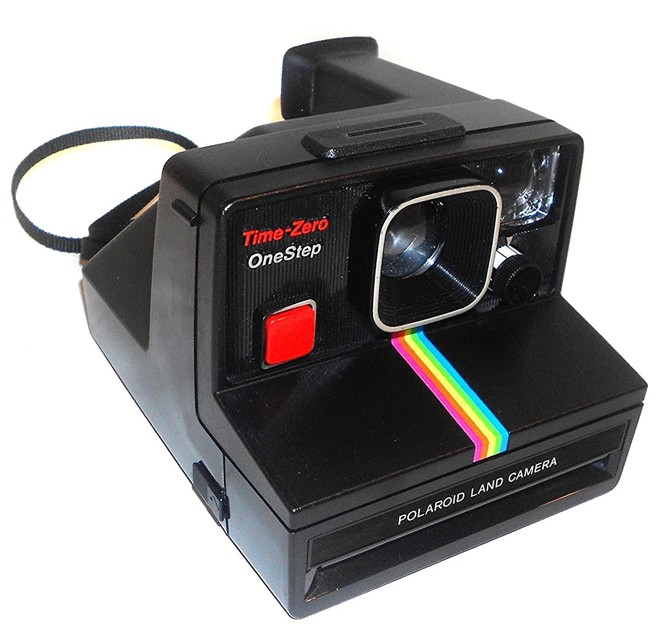 Vintage Polaroid Time-Zero OneStep SX-70 Land Camera 0