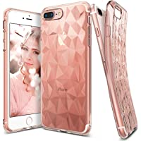 Ringke 3D Vogue Design Chic Ultra Rad Pyramid Stylish Diamond Pattern iPhone 7 Plus Case