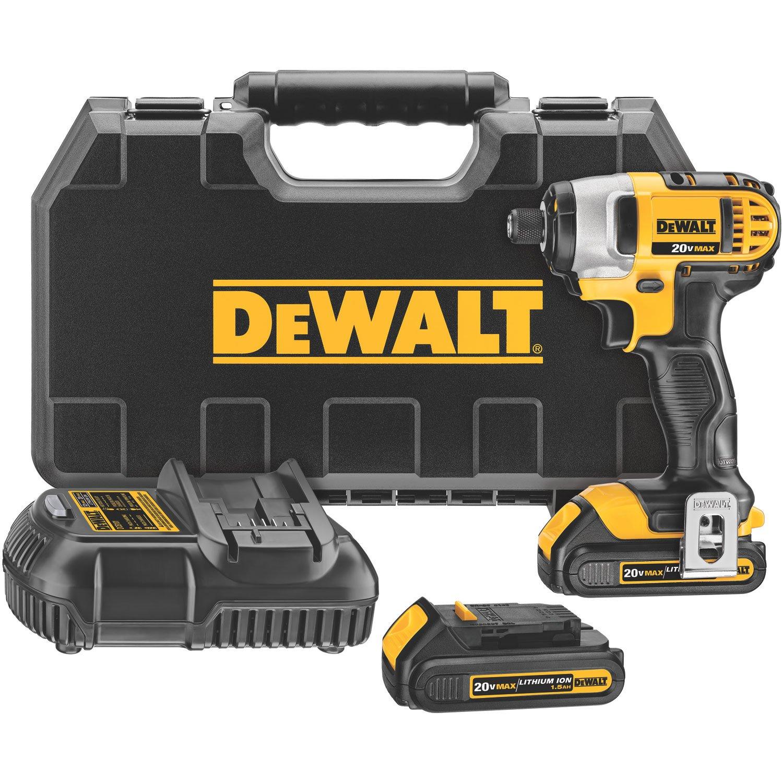 DEWALT DCF885C2 review