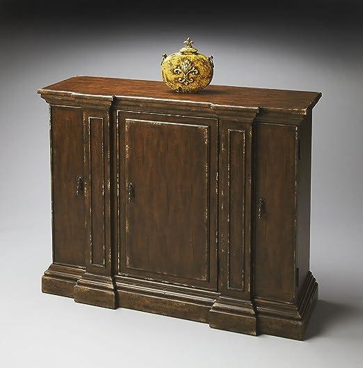 Artists Originals Collection Wood Door Chest