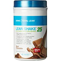 GNC Total Lean Lean Shake 25 Protein Shake (Assorted Flavors)