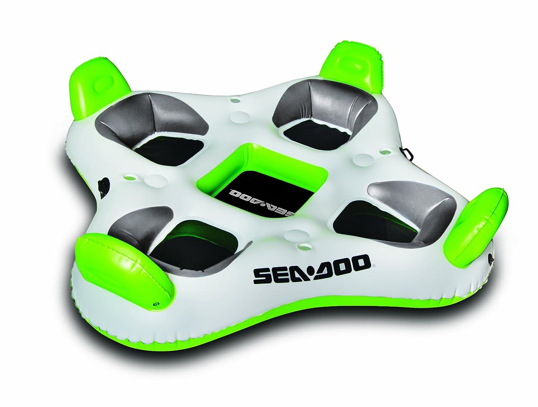 SeaDoo Club Lounge 4,weiss/gruen, SDN13002 jetzt kaufen