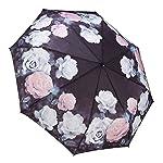 Vintage Roses Folding Umbrella