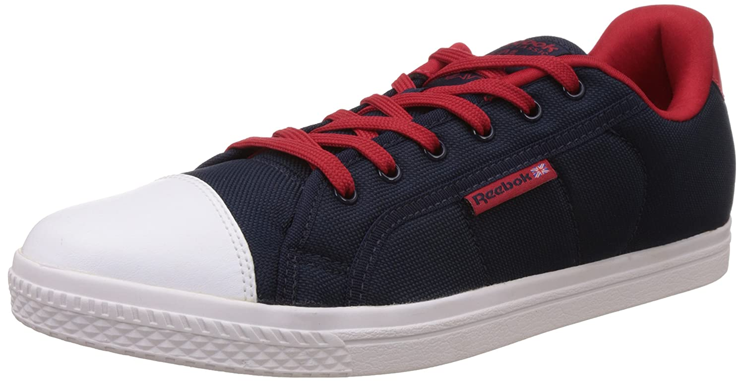 MInimum 40% Off On Men's Casual Shoes | Reebok Men's Classic Court Canvas Sneakers By Amazon @ Rs 1,189