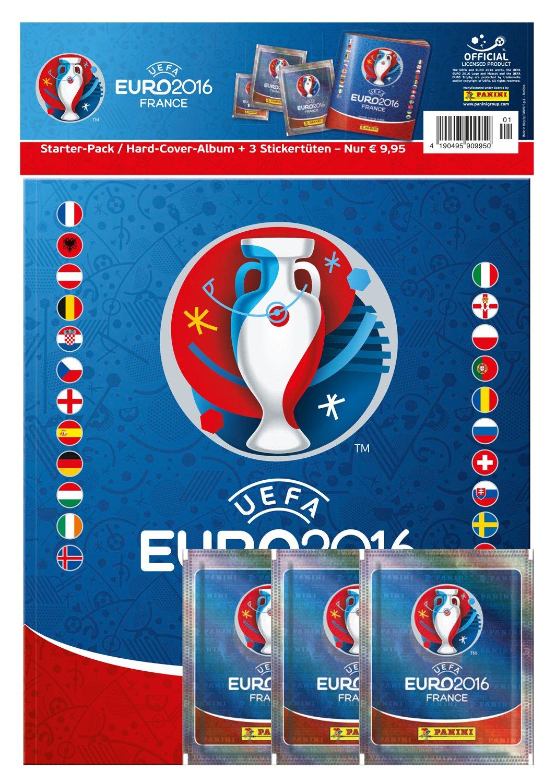 Figurine Panini Europei Calcio finalmente online