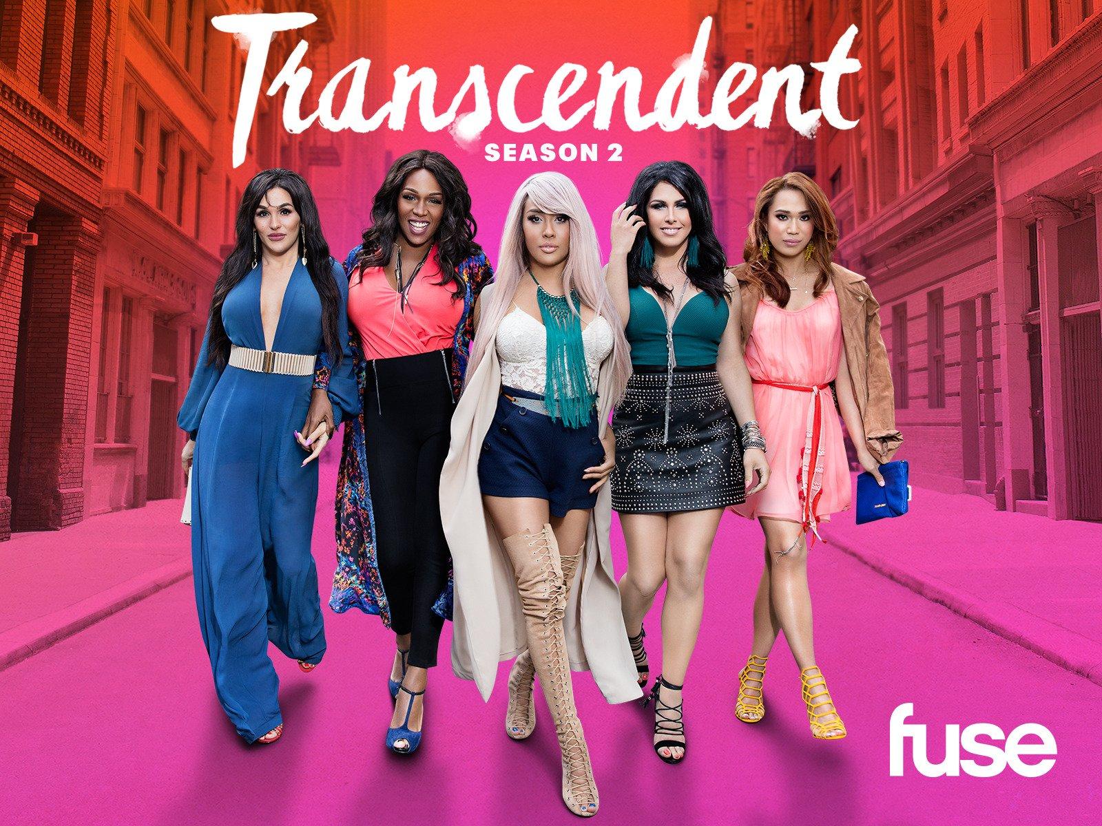 Transcendent on Amazon Prime Video UK