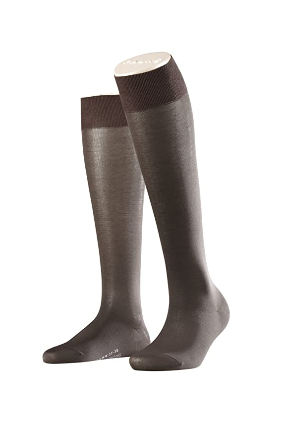 Falke Women's 1 Pair Support Category 3 Cotton Knee Highs