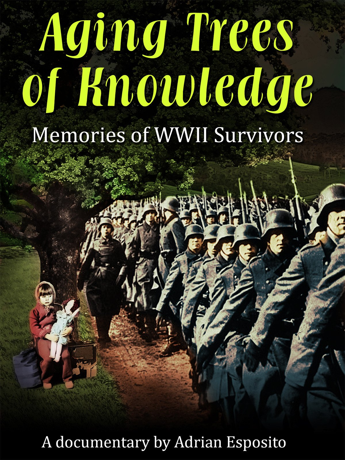 Aging Trees of Knowledge: Memories of WWII Survivors