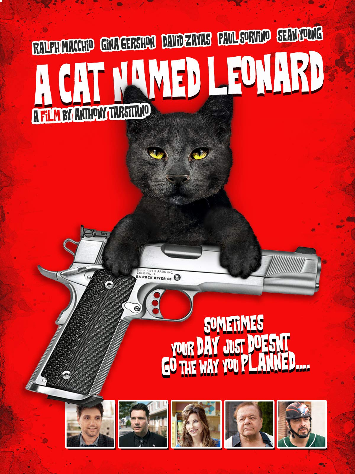 A Cat Named Leonard
