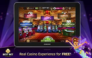 Best Bet CasinoTM- Free Slots & more! from Ruby Seven Studios