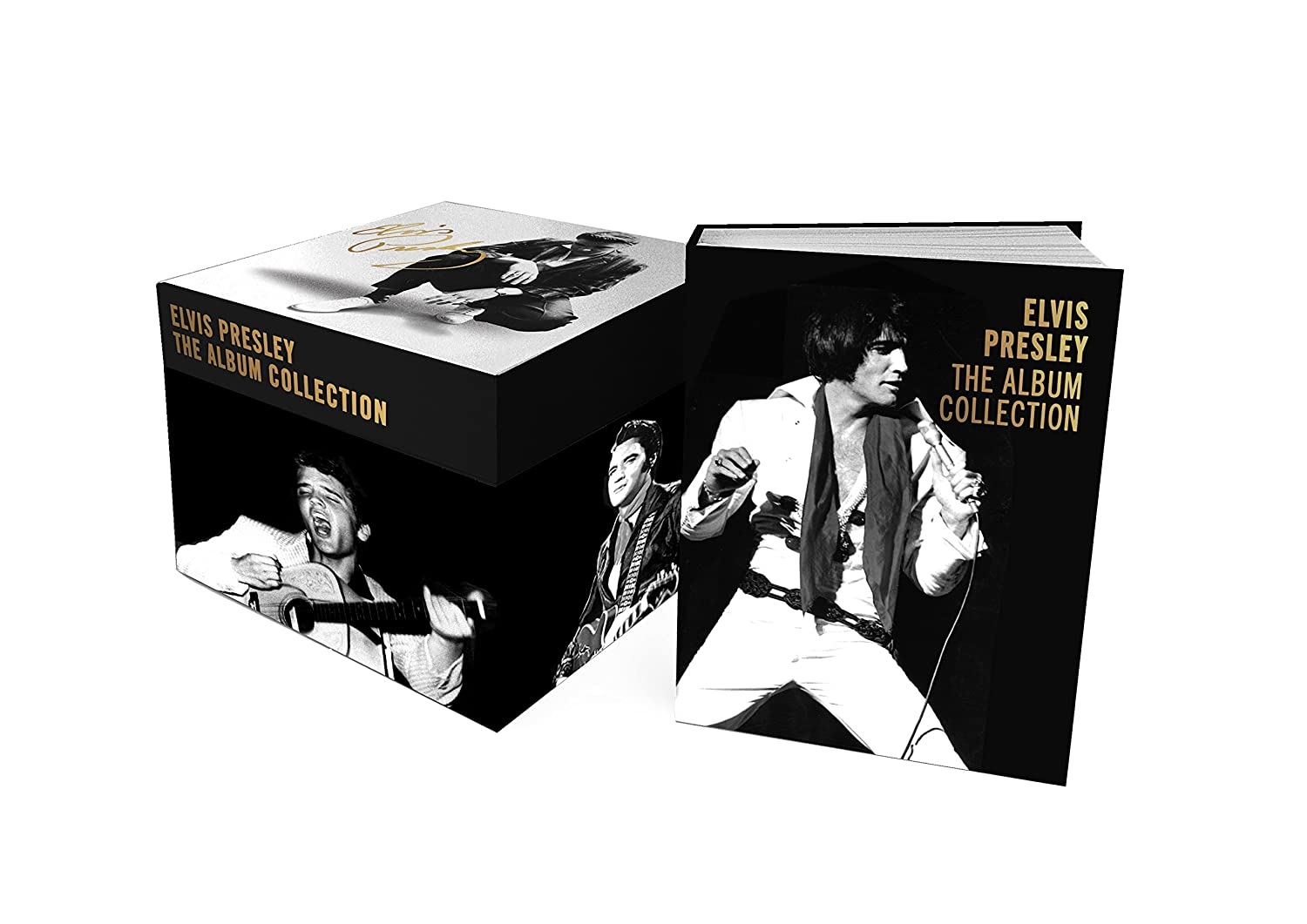 elvis presley 1956 2016 the album collection 60 cd deluxe box set