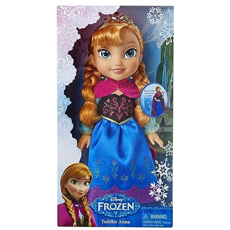 Disney Reine Des Neiges - 86867 - Poupée Anna Deluxe 38cm