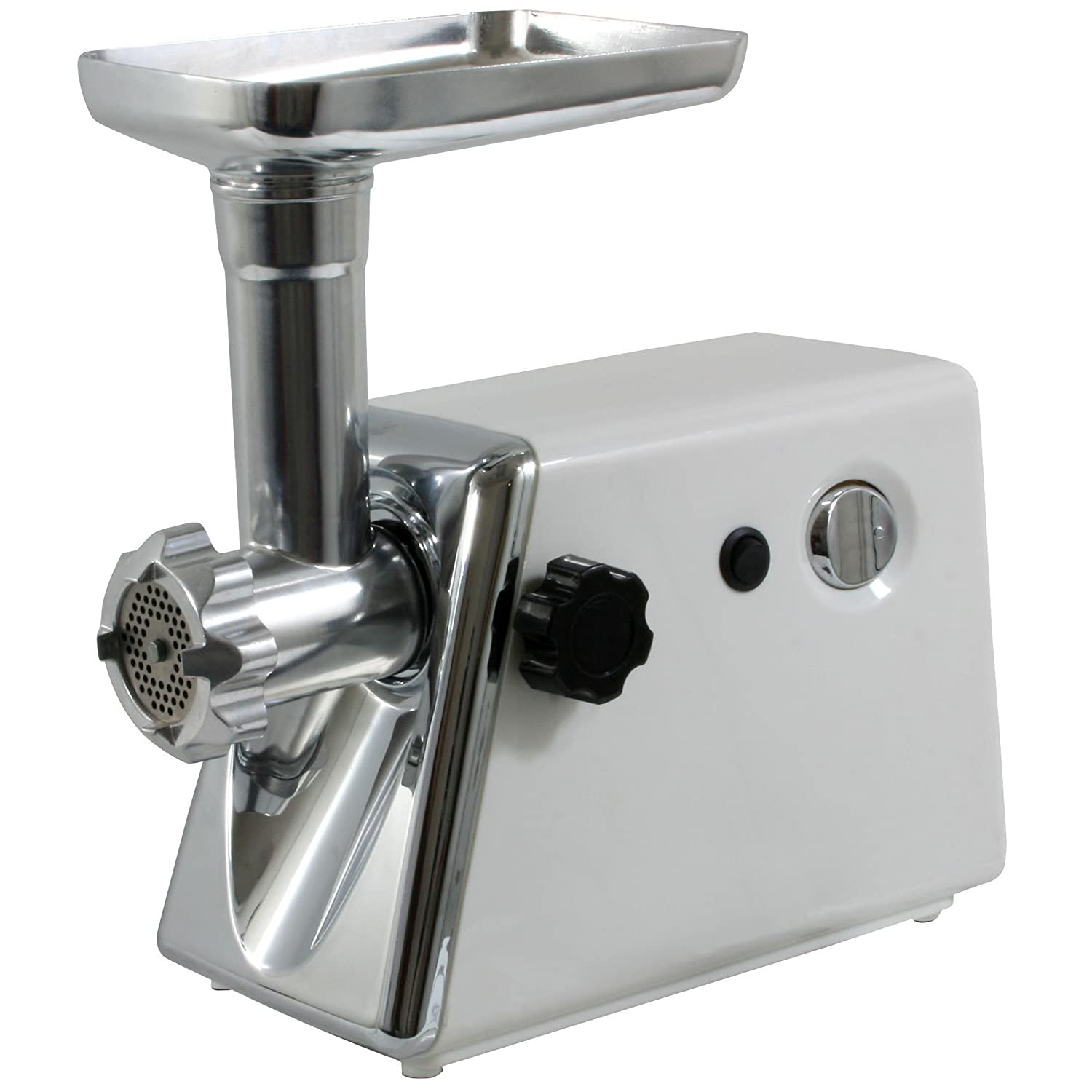 Electric Meat Grinder ~ New meat grinder electric hp industrial with cutting