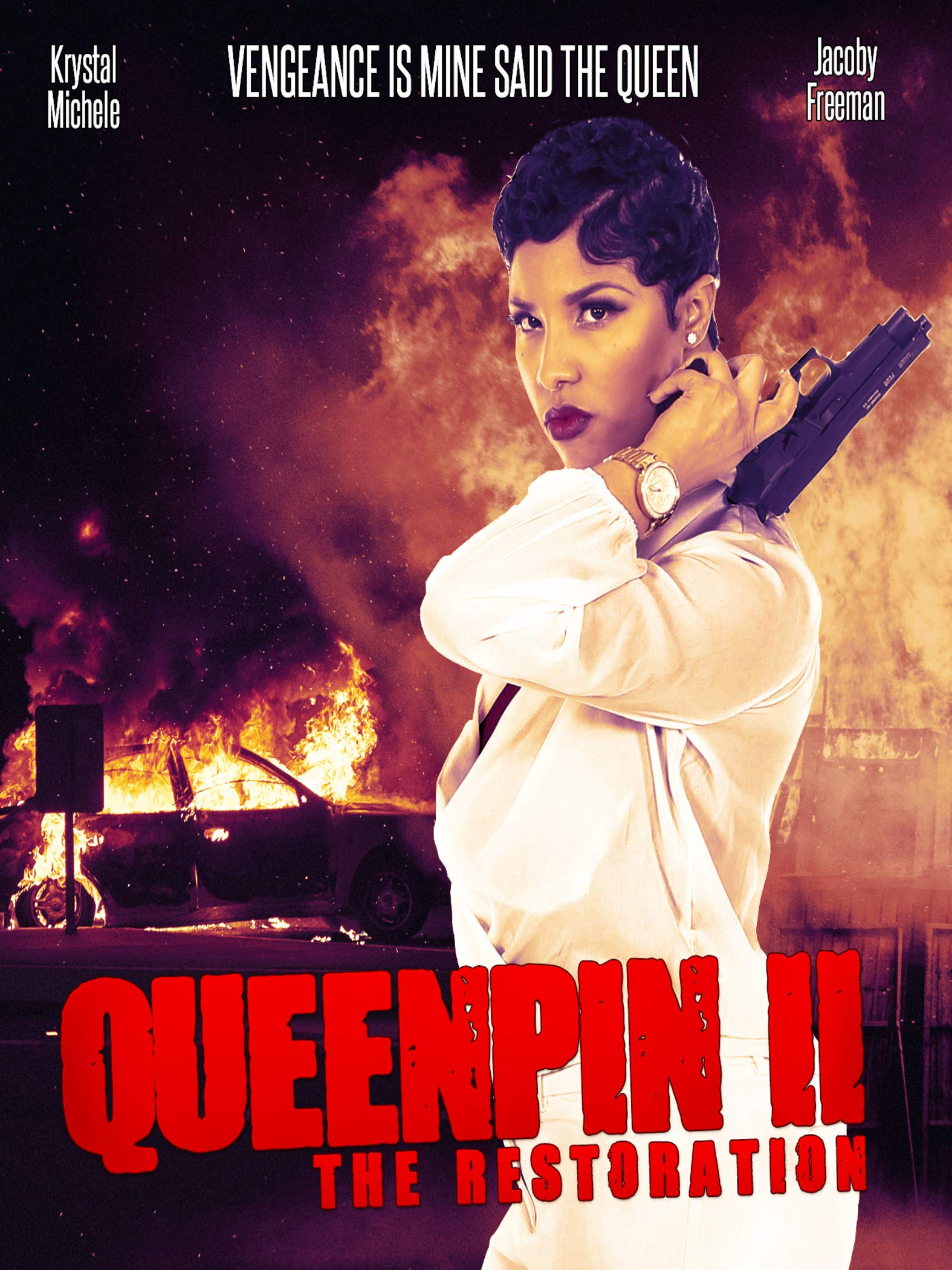 "Queen Pin II ""The Restoration"" on Amazon Prime Video UK"