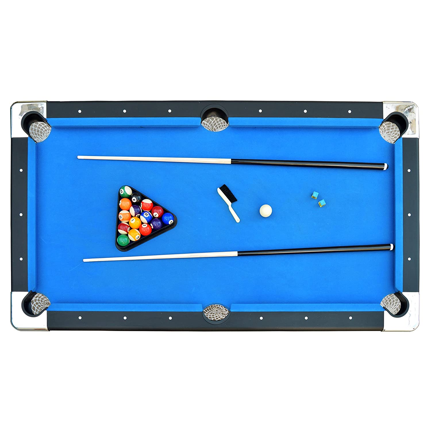 Hathaway Fairmont Foot Portable Pool Table Review - Six foot pool table