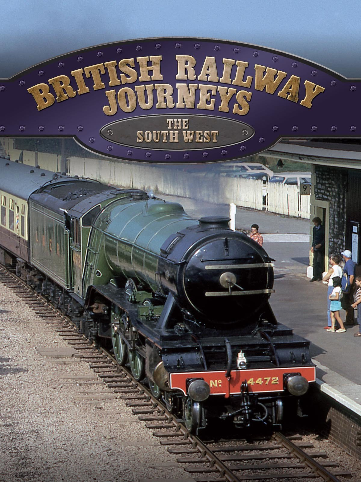 British Railway Journeys: The South West