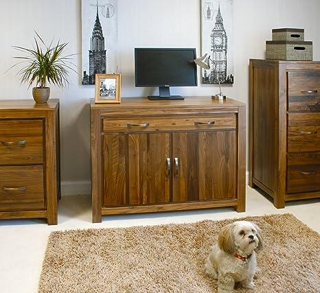 Baumhaus Mayan Walnut Hidden Home Office