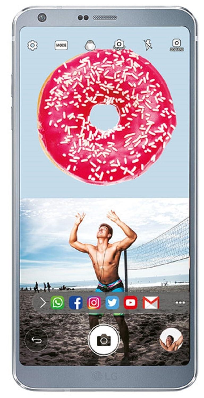 LG G6 FullVision (Ice Platinum) By Amazon @ Rs.51,999