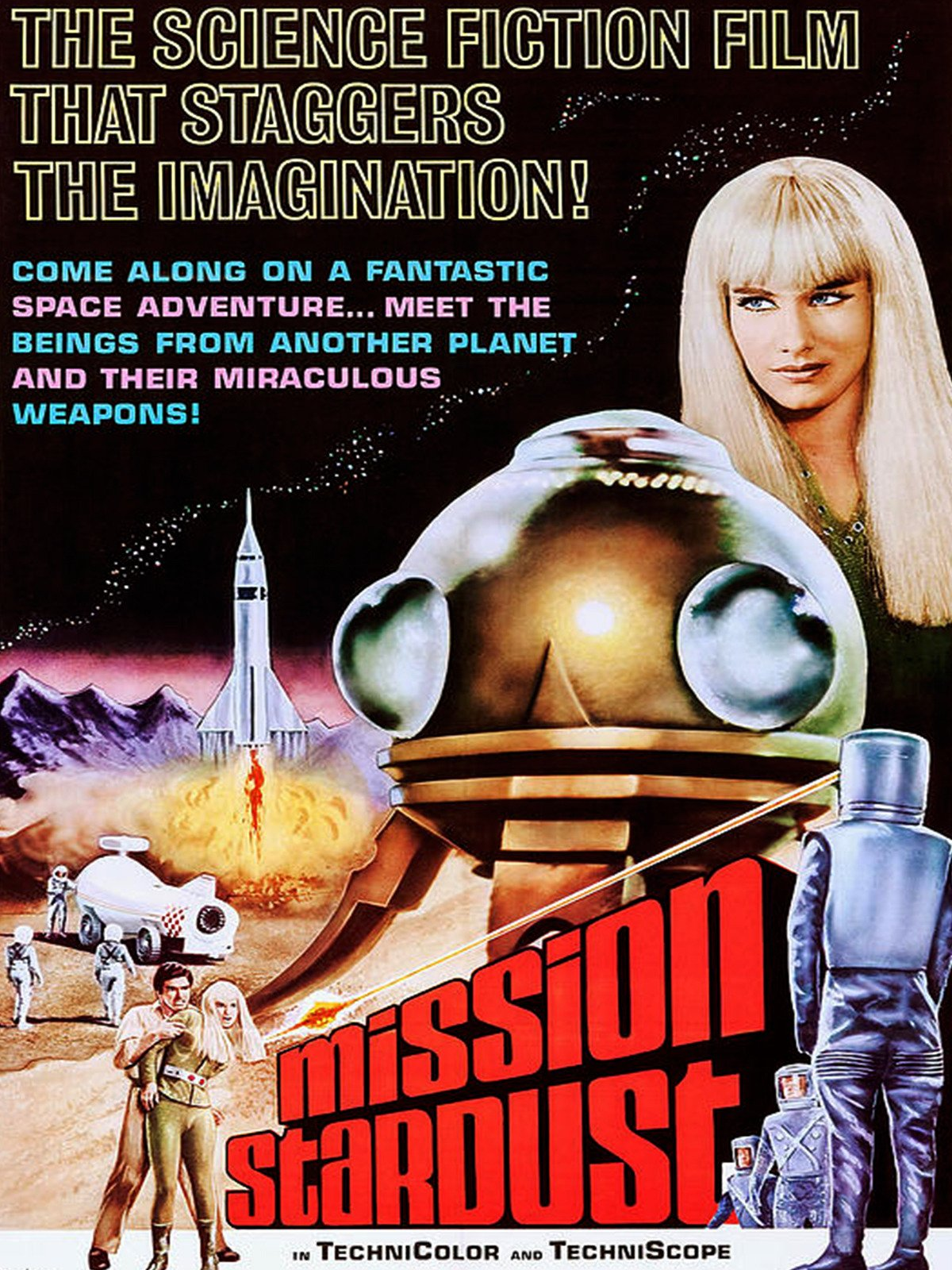 Mission Stardust