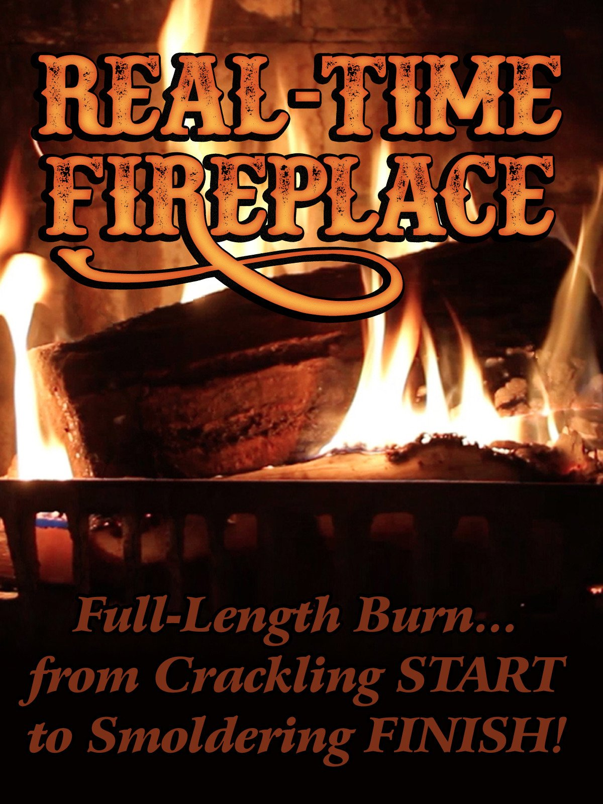 Real-Time Fireplace (Start to Finish)