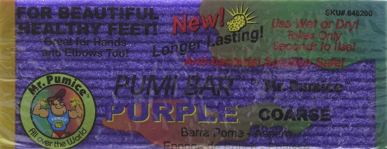 Mr. Pumice Ultimate Pumi Bar (Pack of 4)