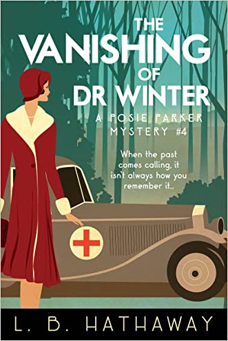 The Vanishing of Dr Winter: A Posie Parker Mystery (The Posie Parker Mystery Series Book 4)