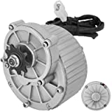 VEVOR Brushed Electric Motor 24V DC 450W Rated Speed 420RPM Gear Reduction Motor for Bicycle E-Bike