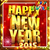 New Year 2015 Photo Frame