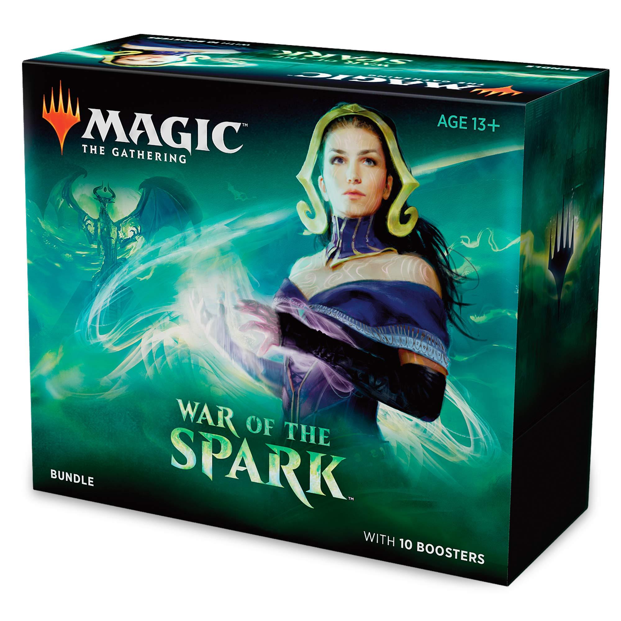 Magic Gathering Spark War