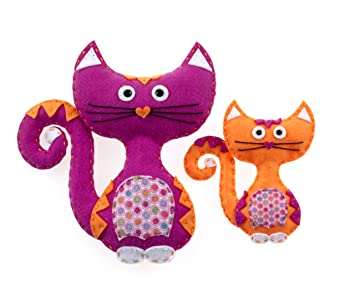 American  girl  sew and  stuff  cats
