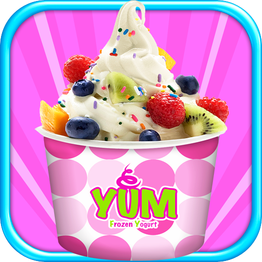 Frozen Yogurt Maker - Froyo Shop