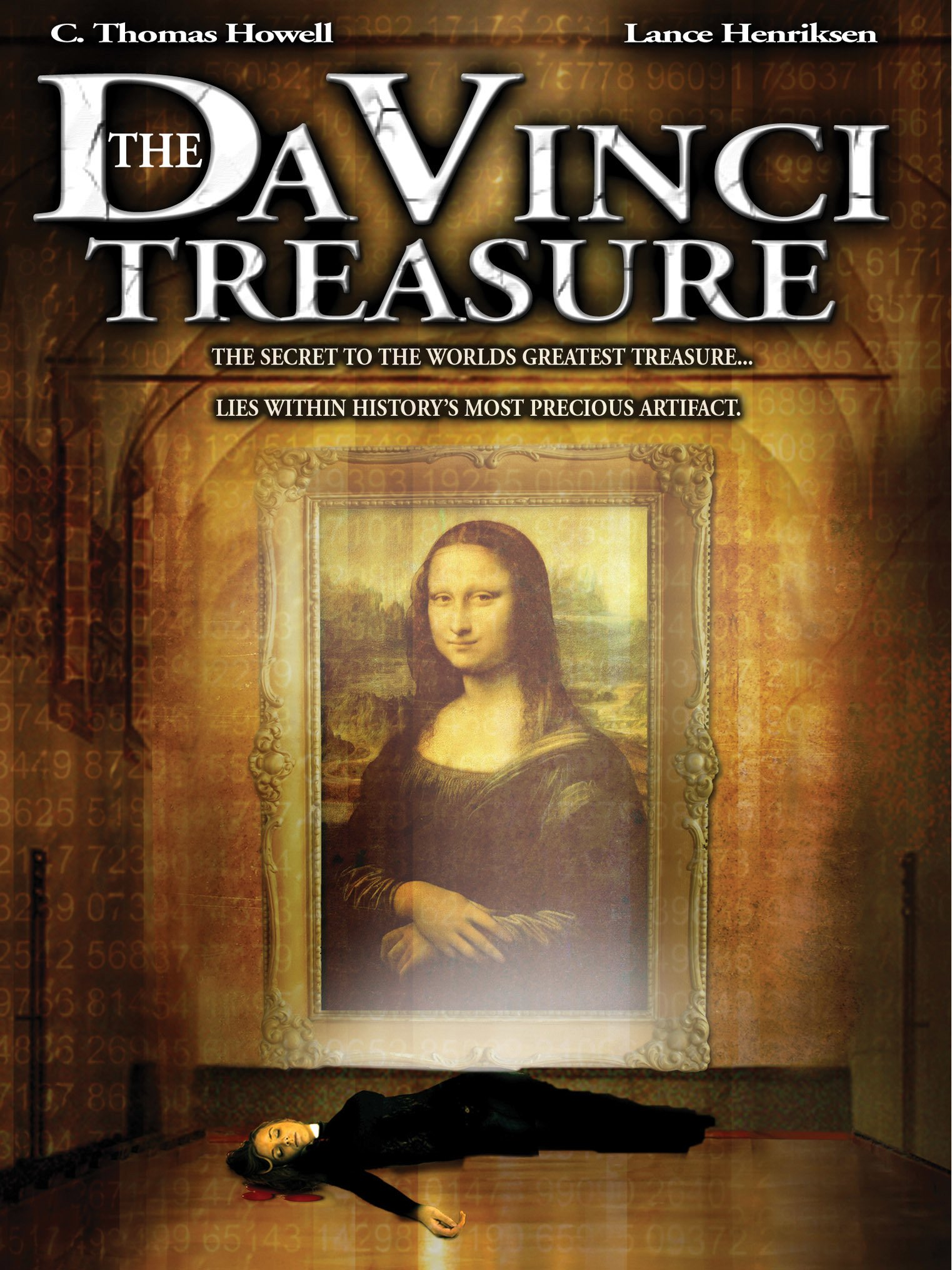 The Da Vinci Treasure on Amazon Prime Instant Video UK