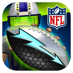 NFL RUSH Heroes & Rivals from Knowledge Adventure