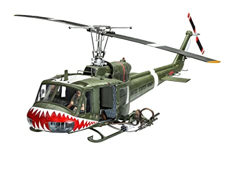Revell - 04905 - Maquette D'aviation - Bell Uh-1b - 123 Pièces