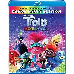 Trolls World Tour [Blu-ray]