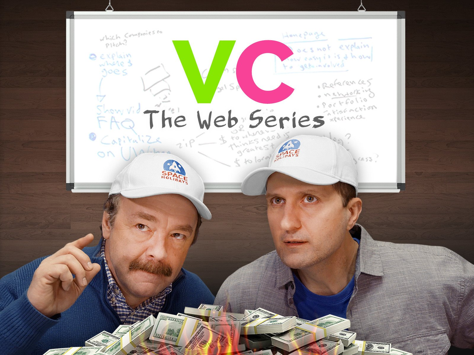 VC: The Web Series - Season 1