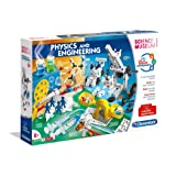 Clementoni Science Museum| Physics & Engineering Lab| STEM Learning Kit