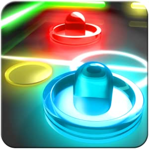 Glow Hockey 2 Pro by Natenai Ariyatrakool