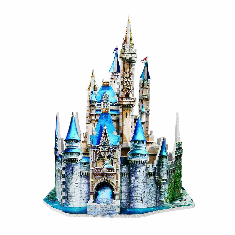 Cinderella's 3d Castle 200