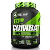 Muscle Pharm Combat Powder Advanced Time Release Protein, S'mores, 4 Pound (Tamaño: 4 Pound)