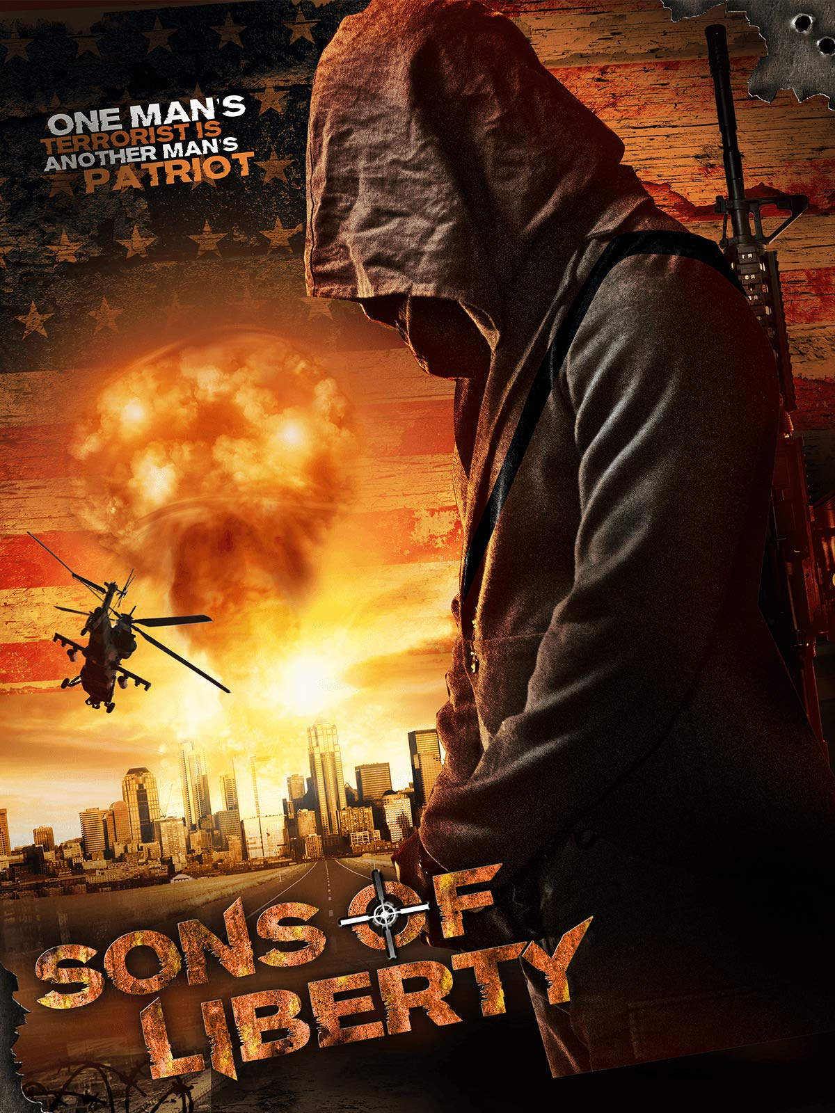 Sons Of Liberty on Amazon Prime Video UK
