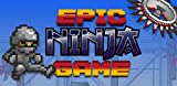 Epic Ninja Game Free - Pixel Art Retro Fast Paced 2D Platformer