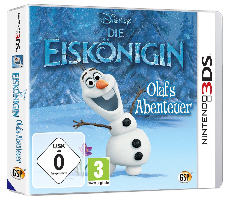 Disney Die Eiskönigin: Olafs Abenteuer