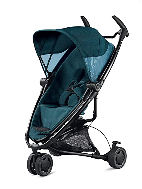 Quinny Zapp Xtra 2 Stroller in Blue Denim