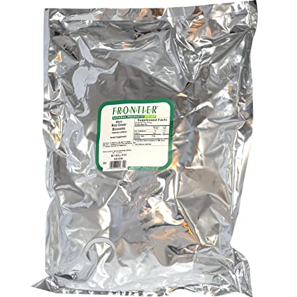 Отзывы Red Clover Blossoms Frontier Natural Products 1 lbs Bulk