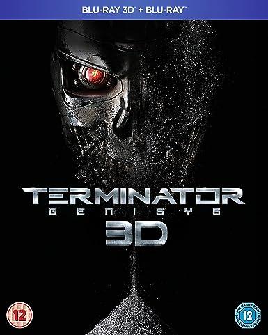 Terminatör Genisys 2015 3D (1080p Bluray H-SBS) DUAL TR-EN -3D Film indir