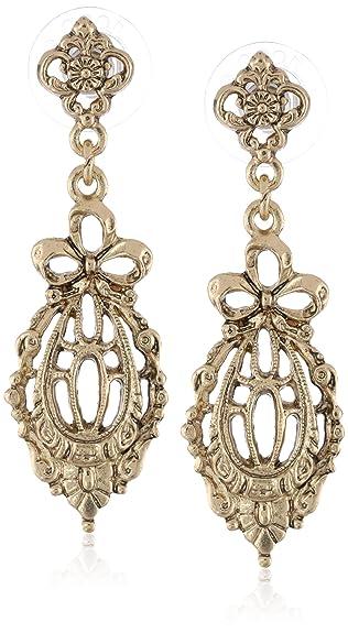 Downton Abbey Earrings