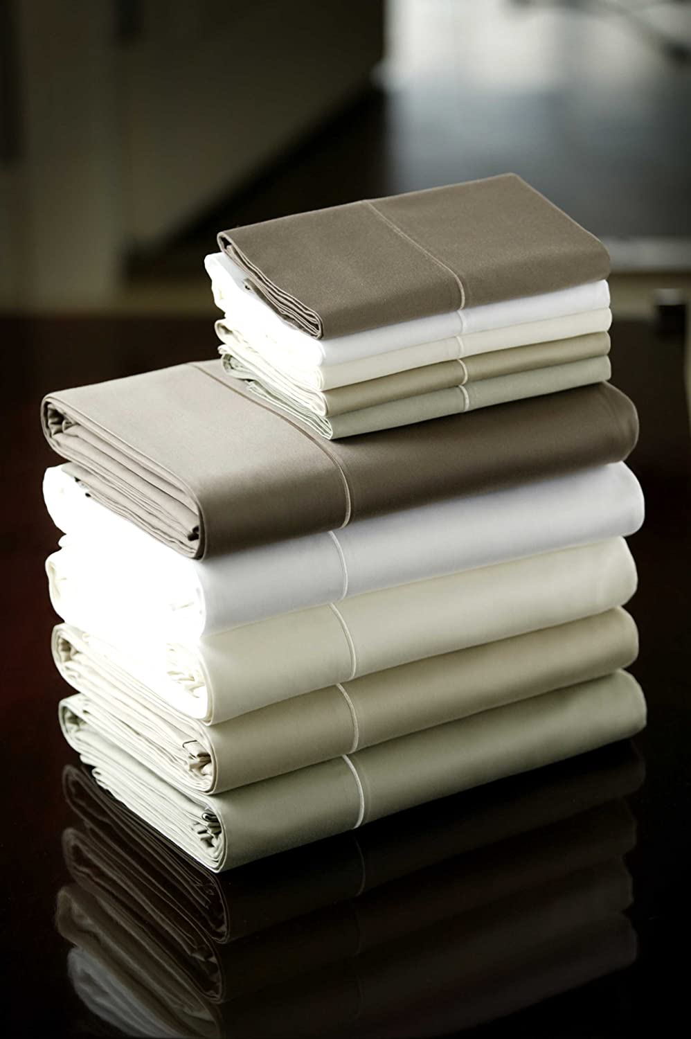 Best sale linenspa deep pocket 600 thread count for Highest thread count egyptian cotton sheets